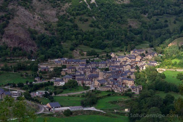 Vall De Boi Sant Quirc Durro Paisaje