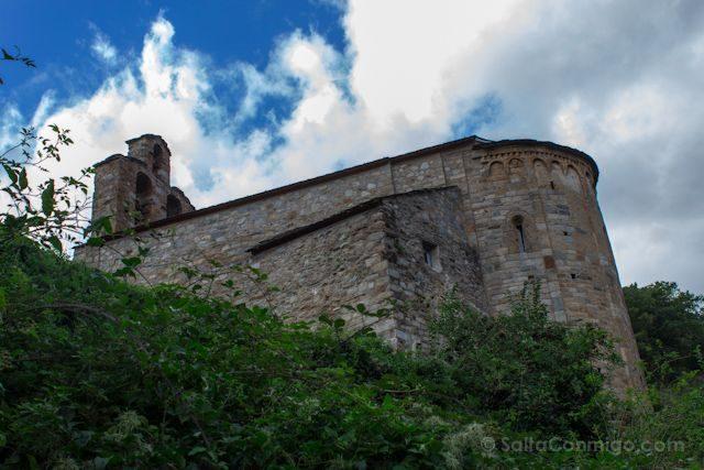 Vall De Boi Santa Maria Cardet Abside
