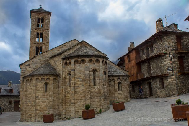 Vall De Boi Santa Maria Taull Abside