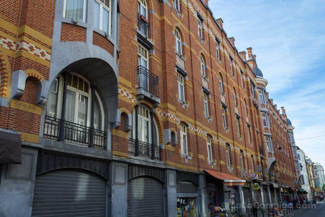 Bruselas Art Nouveau Cite Hellemans Emile Fernand Brunfaut