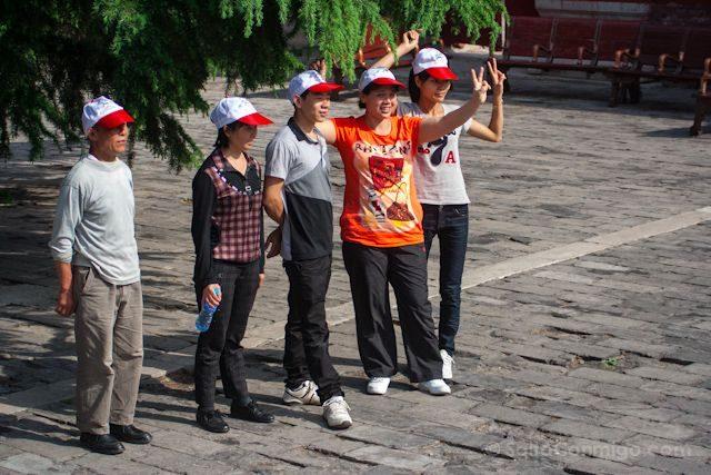 China Pekin Ciudad Prohibida Fotos