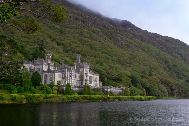 Irlanda Connemara Abadia ylemore