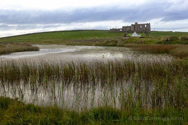 Irlanda Connemara Castillo Abandonado