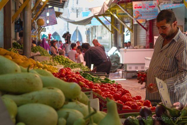 Jordania Amman Zoco Fruta