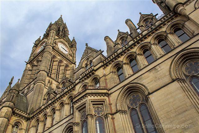 Manchester Ayuntamiento Exterior