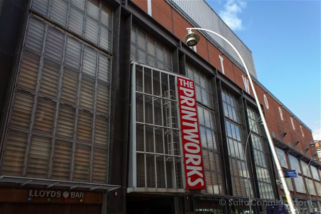 Manchester The Printworks
