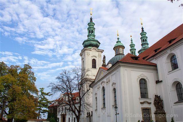Republica Checa Praga Monasterio Strahov