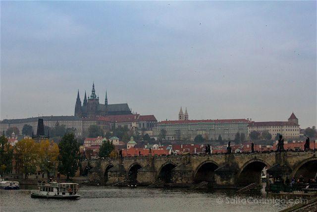 Republica Checa Praga Puente Carlos Vista