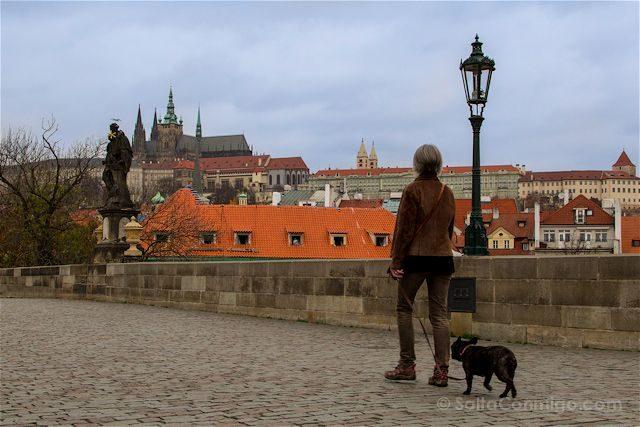 Republica Checa Praga Puente Carlos