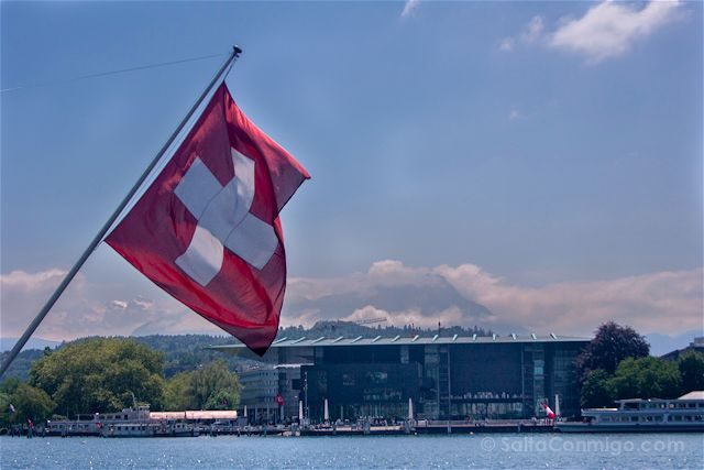 Suiza Lucerna KKL Kultur und Kongresszentrum Jean Nouvel