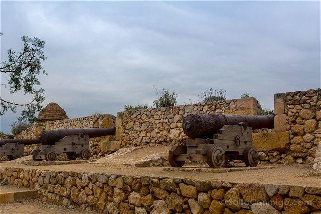 Tarragona Romana Tarraco Baluartes Muralla XVIII