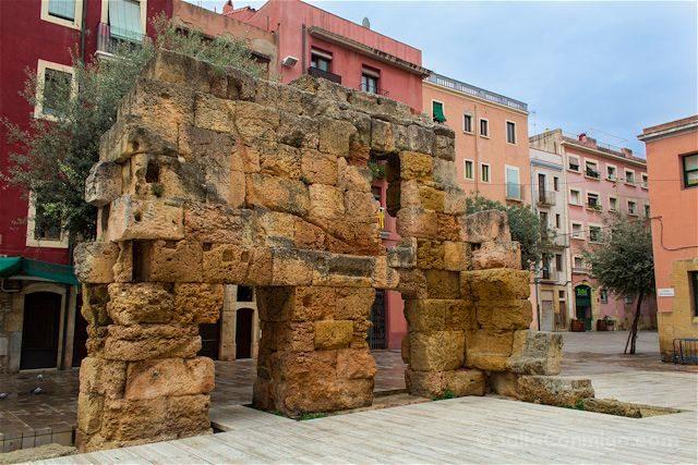 Tarragona Romana Tarraco Foro Provincial
