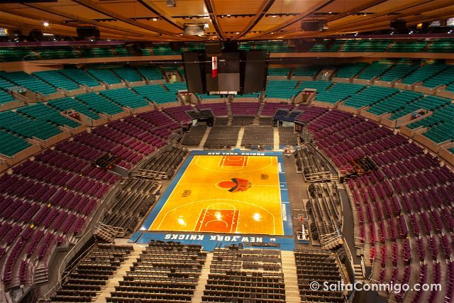 EEUU Nueva York Madison Square Garden