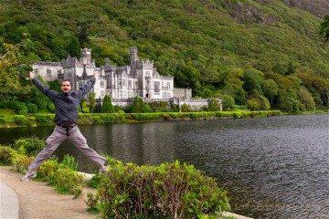 Irlanda Abadia Kylemore Exterior Salto