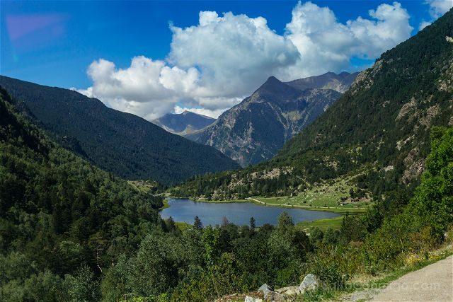 Lleida Parque Nacional Aiguestortes Estany Llebreta