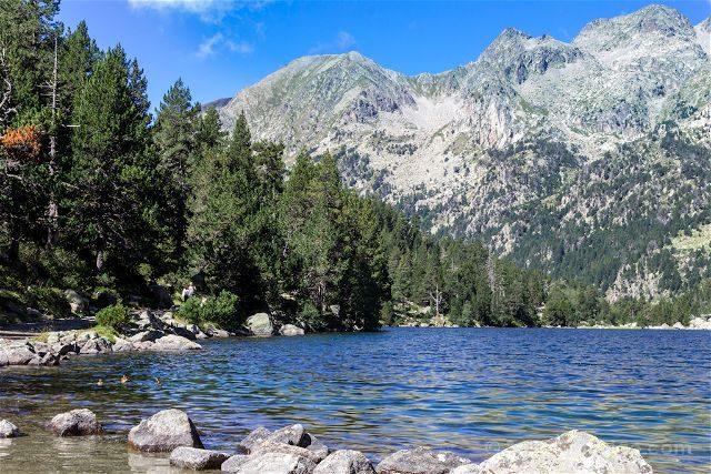 Lleida Parque Nacional Aiguestortes Estany Llong