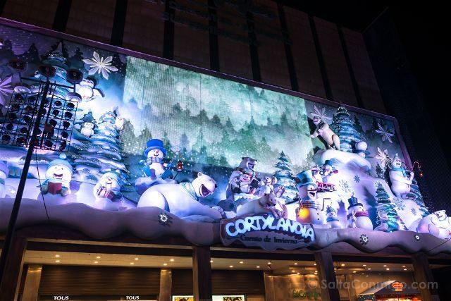 Madrid Navidad Cortylandia