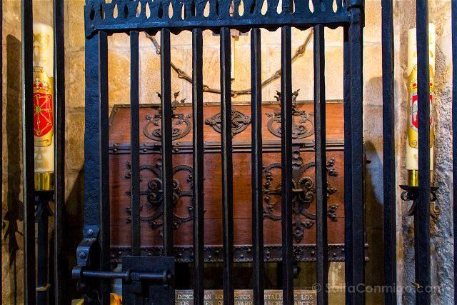 Navarra Monasterio Leyre Arcon Reyes Navarra