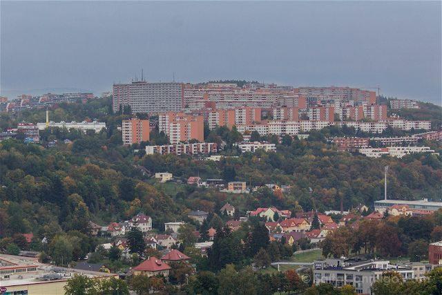 Republica Checa Zlin Arquitectura Sovietica