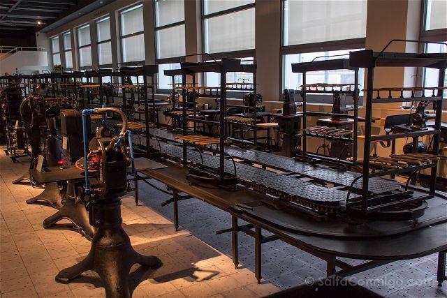 Republica Checa Zlin Museo Calzado Bata Cadena Montaje