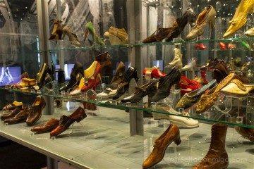 Republica Checa Zlin Museo Calzado Bata Zapatos