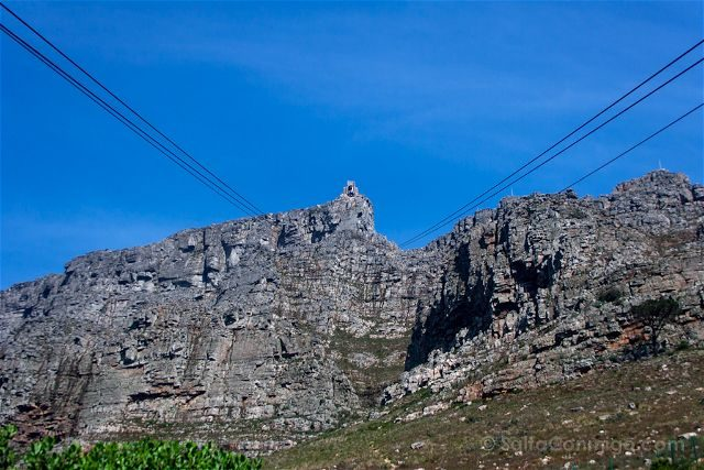 Sudafrica Cape Town Table Mountain