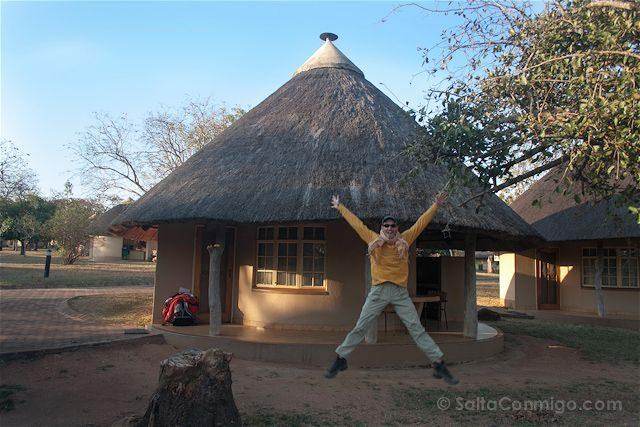 Sudafrica Kruger Salto