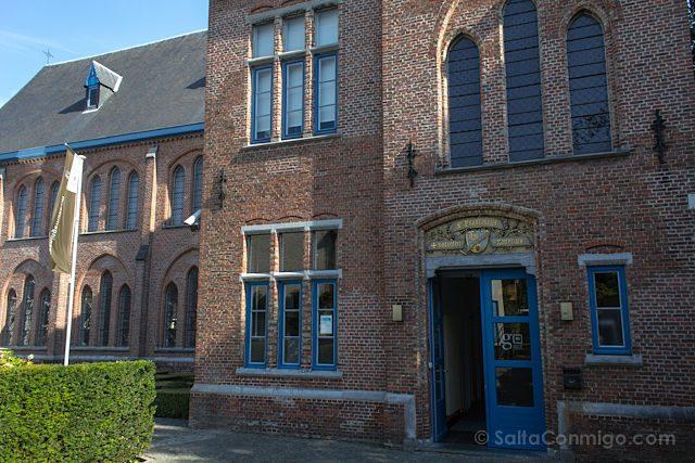 Belgica Flandes Brujas Museo Groeninge