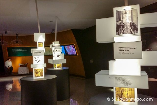 Bizkaia Bakio Museo Txakoli Txakolingunea