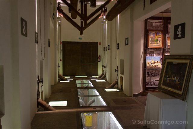 Burgos Belorado Museo Radiotransmision Inocencio Bocanegra Interior Silo