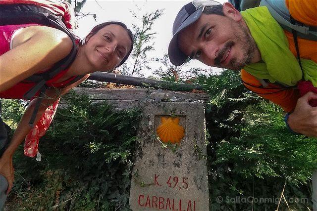 Carballal Camino de Santiago