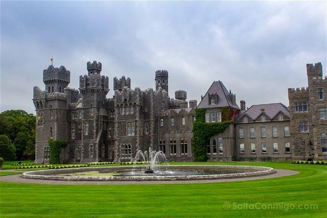 Irlanda Castillo Ashford Fachada
