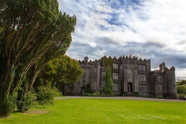 Irlanda Castillo Birr Fachada