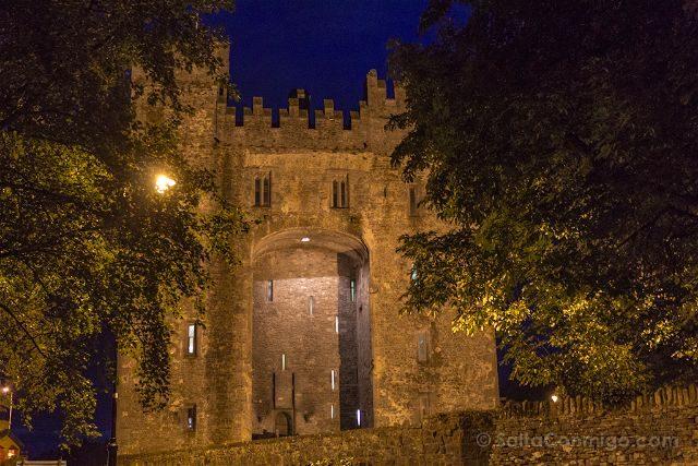 Irlanda Castillo Bunratty Nocturna