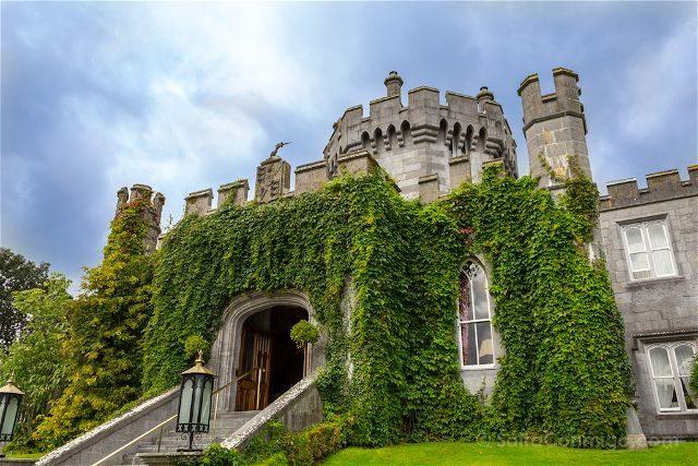 Irlanda Castillo Dromoland