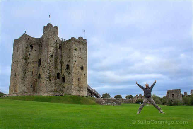 Irlanda Castillo Trim Exterior Salto