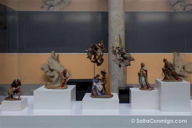 Madrid Belen Museo San Isidro Nacimiento