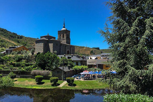 Molinaseca Camino de Santiago