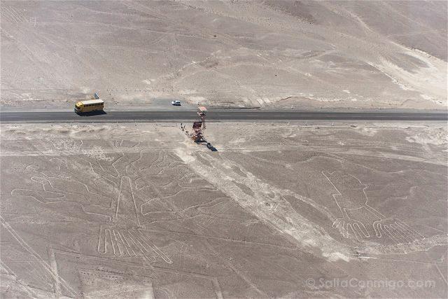 Peru Lineas Nazca Mirador