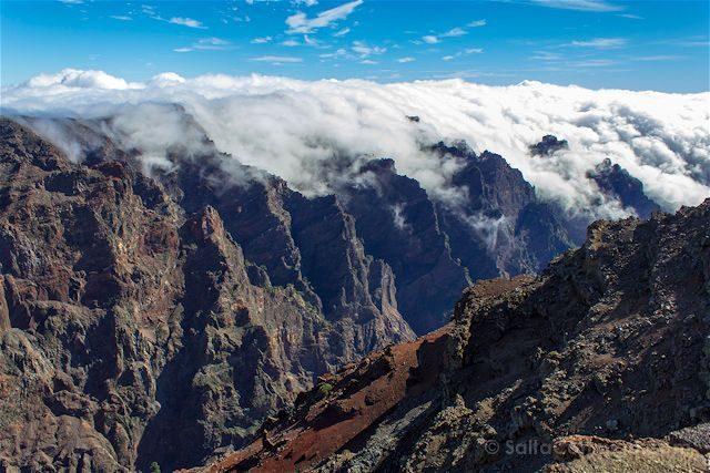 Canarias La Palma Roque de los Muchachos