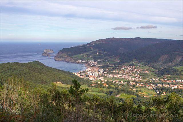 Costa Vasca Bizkaia Monte Jata Bakio San Juan Gaztelugatxe
