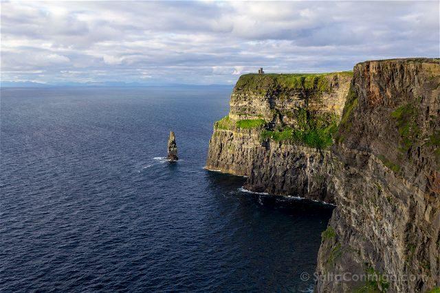 Irlanda Cliffs Acantilados Moher Torre OBrien An Branan Mor