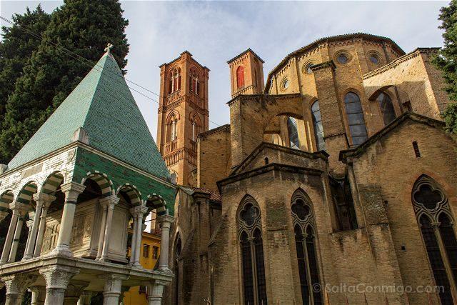 Italia Bologna Bolonia San Francesco