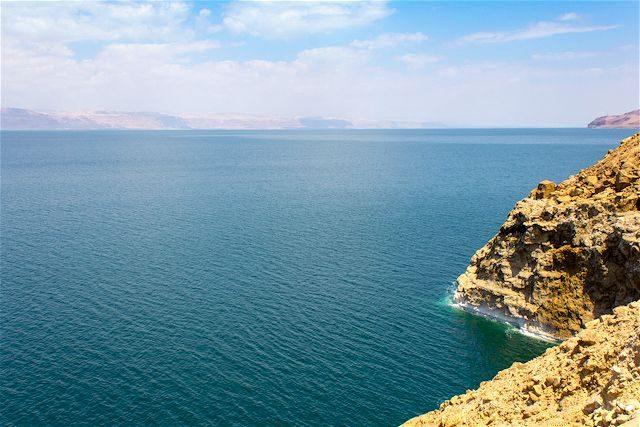 Jordania Mar Muerto Rocas