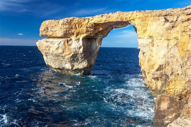 Malta Gozo Azzure Window