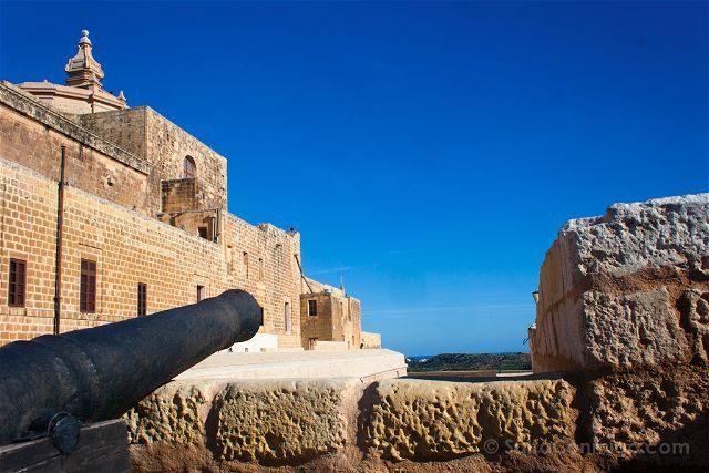 Malta Gozo Ciudadela Victoria