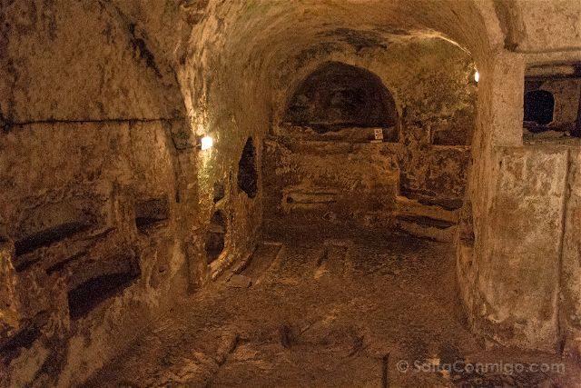 Malta Rabat Catacumbas St Paul Pablo