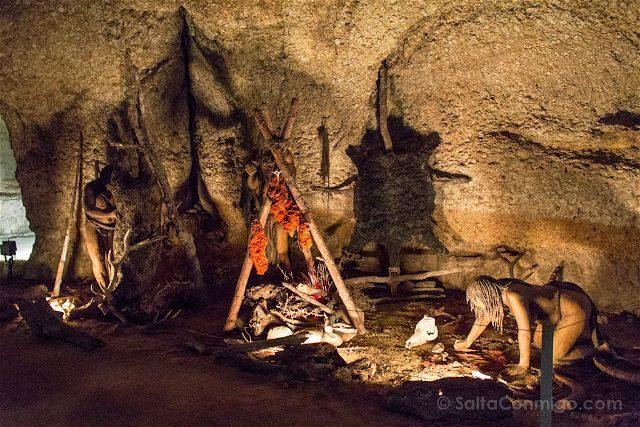 Taragona Cueva L'Espluga