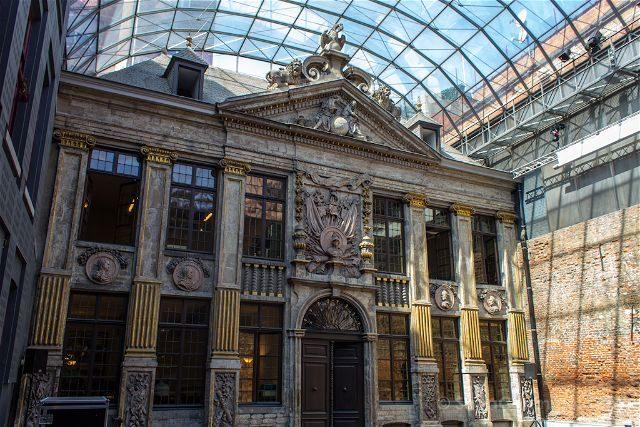 Que Ver en Bruselas Centro Baile Contemporaneo