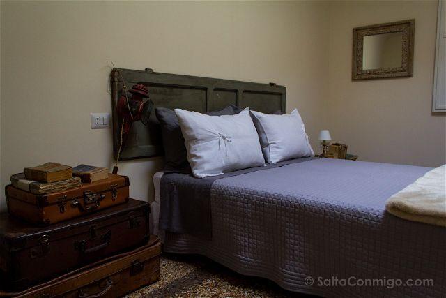 Bologna BLQ01 Dormitorio Cama